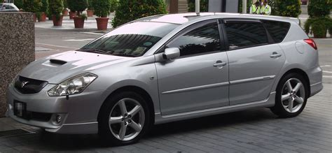 Toyota Caldina Gtfour The Scion Im That Never Was The