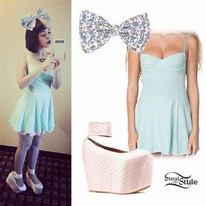 Melanie Martinez's Clothes & Outfits