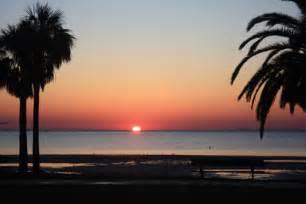 Tampa Florida Beaches Sunset