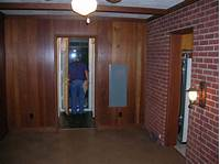 how to paint over wood paneling How To Paint Wood Paneling | Young House Love