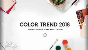 BOYSEN Color Trend 2018