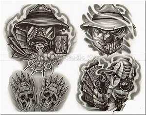 Information About Gangster Joker Tattoo Designs Yousense Info
