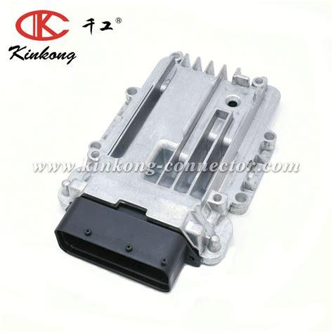 94 Pin Customized Auto Car Aluminum Ecu Box Case