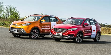2018 MG ZS review: Quick drive | CarAdvice