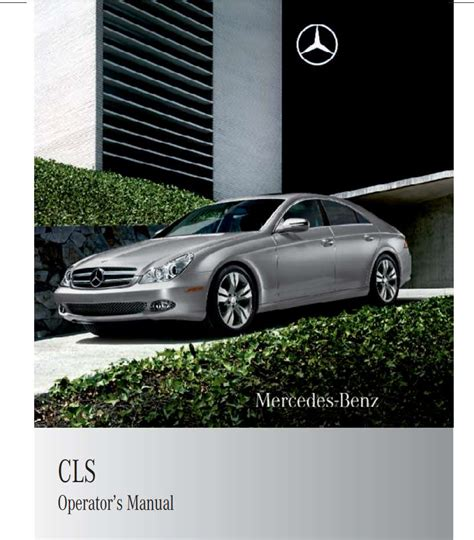 download car manuals 2011 mercedes benz e class interior lighting mercedes benz cls class 2011 owner s manual pdf online download