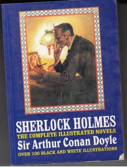 holmes complete sherlock ilustrated novels spionase