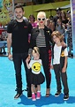 Christina Aguilera's daughter, 4, joins her onstage for ...