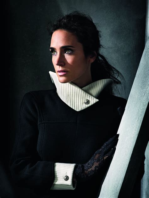 Photos Of Jennifer Connelly On Cover Of InStyle Magazine ...