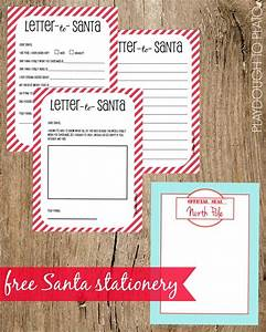 how to get a letter from santa in the mail playdough to With receive a letter from santa in the mail free