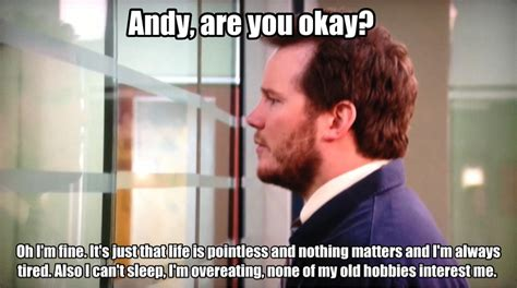 Andy Dwyer Memes - best andy dwyer quotes quotesgram