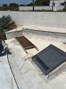 étanchéité Terrasse Carrelée : etanch it de la toiture d 39 un boomker isolation toitures ~ Premium-room.com Idées de Décoration