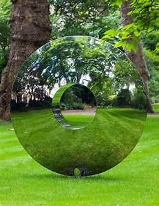 Sculpture De Jardin Contemporaine : sculpture dans le jardin plus de 90 photos pour vous ~ Carolinahurricanesstore.com Idées de Décoration