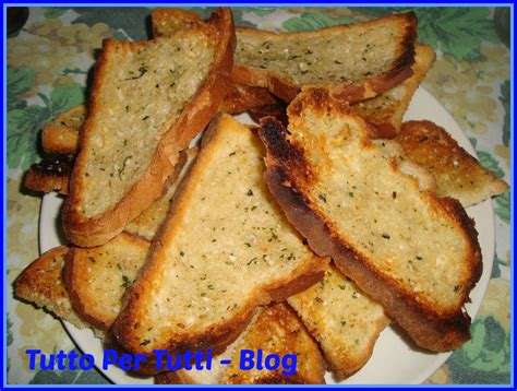 tutto per cucina tutto per tutti cucina pane co pane all aglio