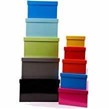 Aufbewahrungsboxen Pappe Mit Deckel : suchergebnis auf f r aufbewahrungsbox karton b robedarf schreibwaren ~ Bigdaddyawards.com Haus und Dekorationen