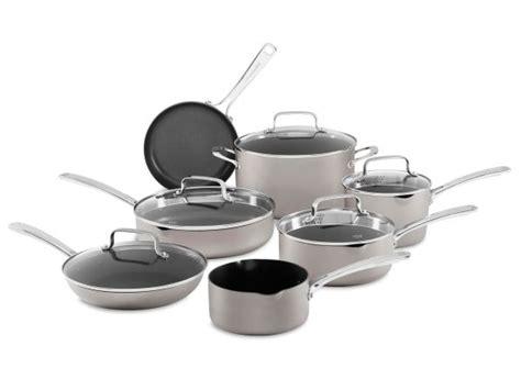 kitchenaid architect nonstick macys exclusive cookware consumer reports