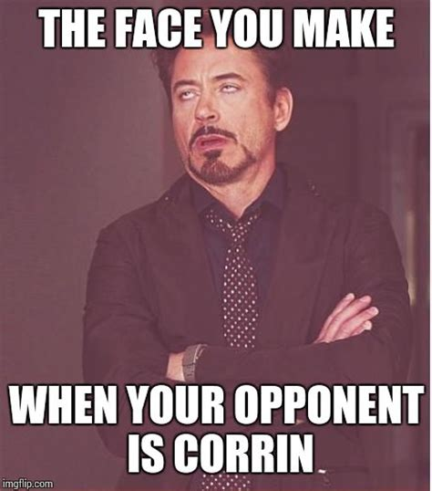 Image Flip Meme - seriously corrin imgflip