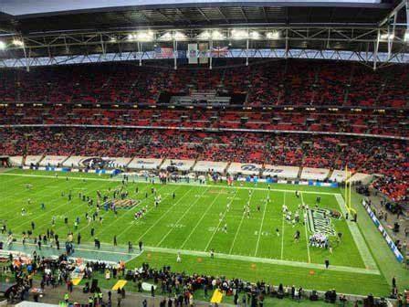 nfl london   reisen absolut sport