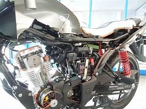 Ngintip Jeroan Honda Verza 150  Boleh Juga U2026