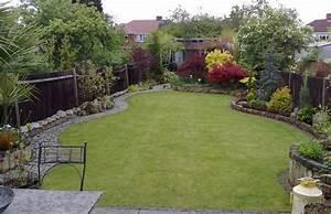 awesome amenager son jardin d agrement pictures With amenagement petit jardin de ville
