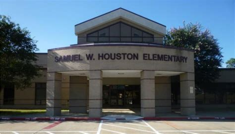 samuel houston elementary homepage