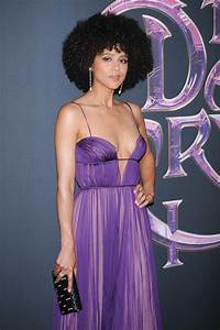 nathalie, emmanuel, attends, the, dark, crystal, age, of, resistance, screening, at, museum, of, the, moving