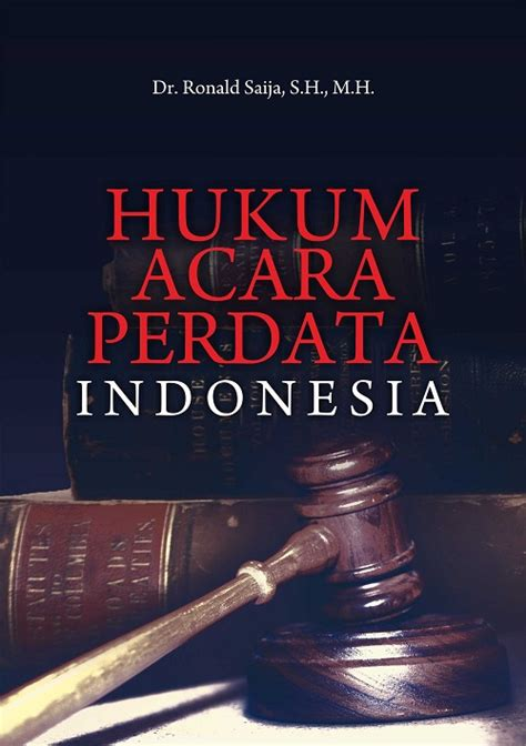 Buku Ajar Hukum Perdata buku hukum acara perdata indonesia penerbit deepublish