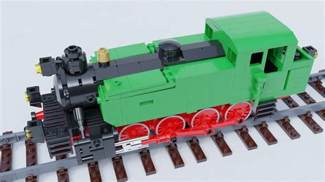 The World's Best Photos Of Lego And Rail
