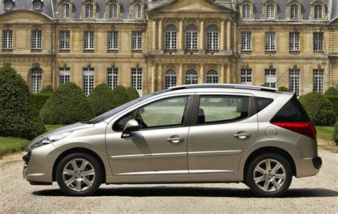 Peugeot 207 Sw by Peugeot 207 Sw 1 6 Hdi 90 Cv Fap 2009 Usato Panoramauto