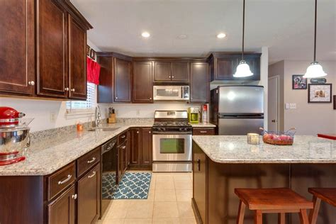 Kona Kitchen For A Transitional Kitchen With A Merillat