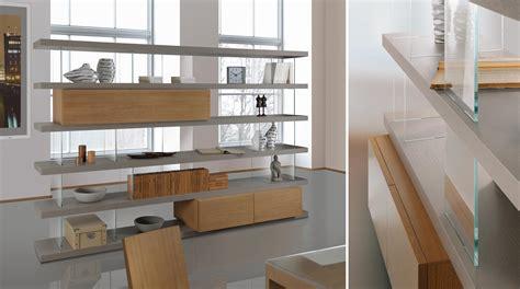 librerie componibili moderne libreria divisorio di design layer sololibrerie