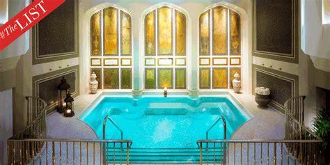 hotel spa luxury treatments most travel spas