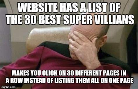 Meme Website List - hey retard