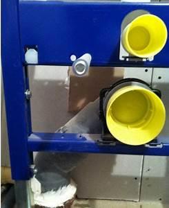 Pose Toilette Suspendu : prix installation wc installation wc comment proc der ~ Melissatoandfro.com Idées de Décoration