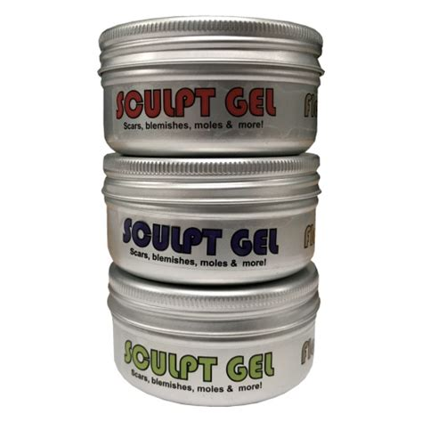 Sculpt Gel (Clear) Quick Cure Skin Safe Special Effects