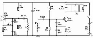 simple metal detector schematic With gold metal detector schematic on schematics gold detector circuit