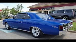 Sold 1967 Chevelle Ss 396 - For Sale - Formula One Imports Charlotte
