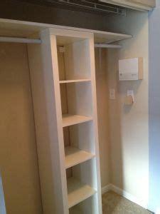 Ankleidezimmer Ikea Kallax by A Closet Makeover Bedroom Ikea Closet Entryway