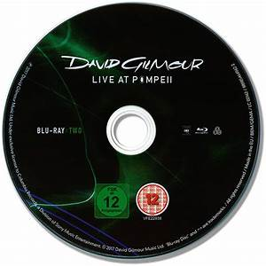 Pink Floyd Ilustrado: David Gilmour Live at Pompeii - Box ...