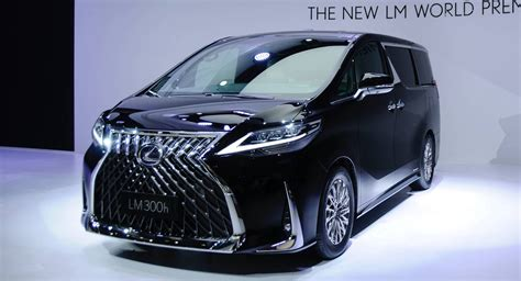 County leitrim, ireland (vehicle plate code lm). Lexus LM Breaks Cover As Ultra Luxurious Minivan For China ...