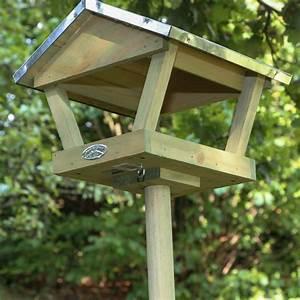 Vogelhäuschen Bauen Anleitung : vogelfutterhaus garten einebinsenweisheit ~ Markanthonyermac.com Haus und Dekorationen