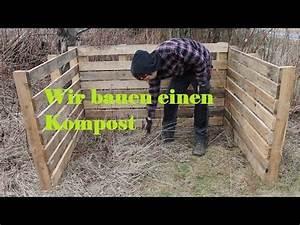 Schnellkomposter Selber Bauen : komposter aus paletten selber bauen einfach schnell ~ Michelbontemps.com Haus und Dekorationen
