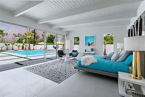 belle demeure contemporaine californienne a palm springs With une belle chambre a coucher
