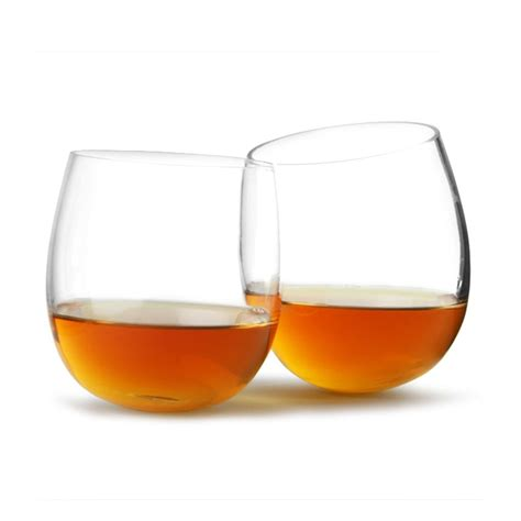 cuisine arrondi verres à whisky design à fonds arrondis à 12 95