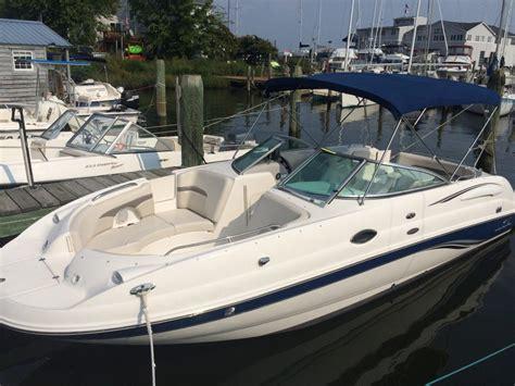 Chesapeake Boating Club by 24 Deckboat Chesapeake Boating Club