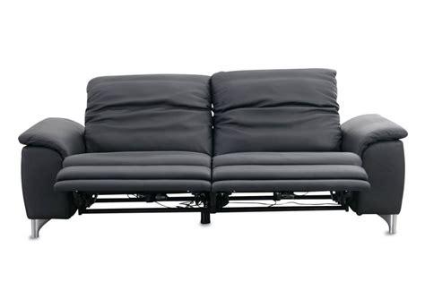 canapé relaxation 3 places canapé 3 places relax électrique suprêmerelax en cuir