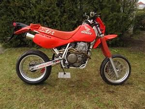 1989 Honda Xr600r