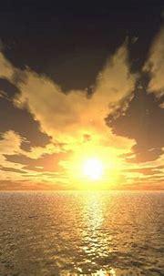 15+ Gambar Pemandangan Sunset 3d - Foto Pemandangan HD