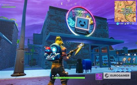 fortnite utopia secret battle star locations