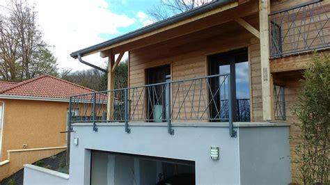 garde corps pour terrasse exterieur garde corps ext 233 rieur pour balcon et terrasse