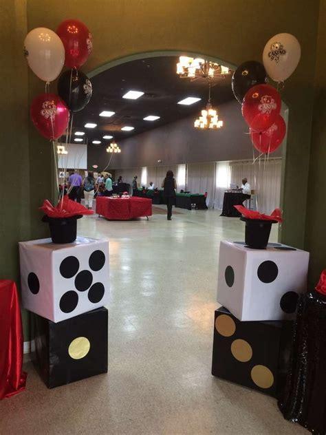 casino themed birthday party ideas photo